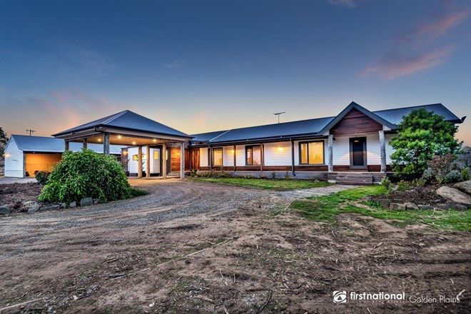 Picture of 166 Russell Road, BANNOCKBURN VIC 3331