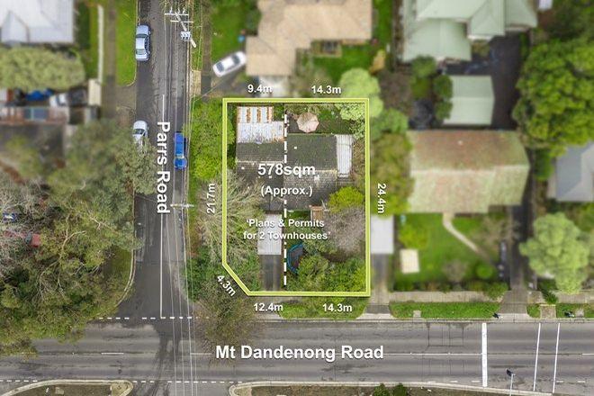 Picture of 370A & B Mt Dandenong Road, CROYDON VIC 3136