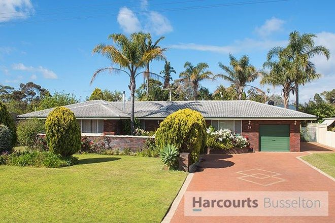 Picture of 24 Rosemary Drive, BUSSELTON WA 6280