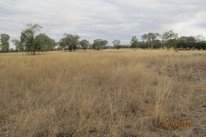 Picture of 848 ACRES GRAZING, BELL QLD 4408