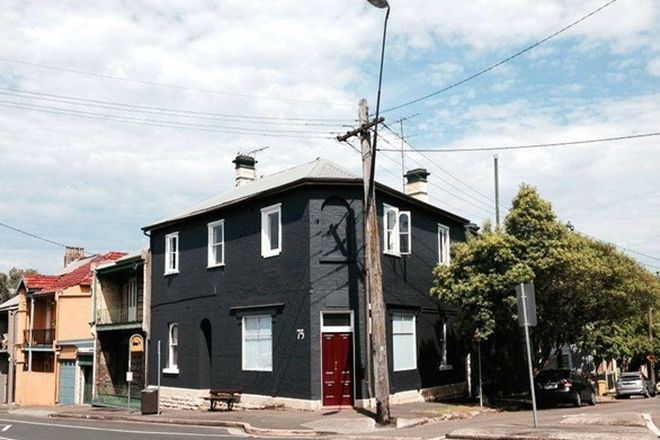 Picture of 75A Mullens Street, BALMAIN NSW 2041