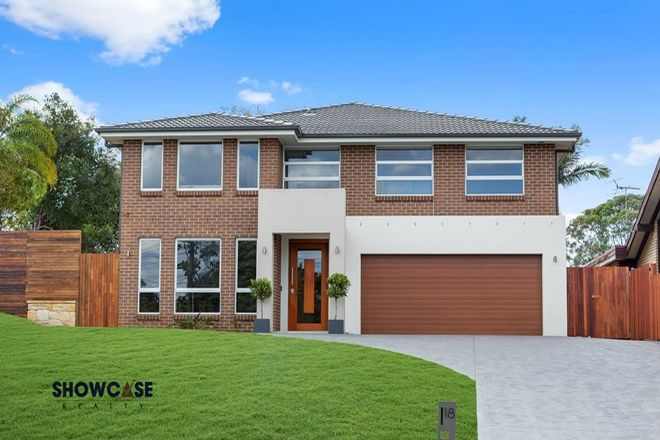 Picture of 18 Lemongrove Ave, CARLINGFORD NSW 2118
