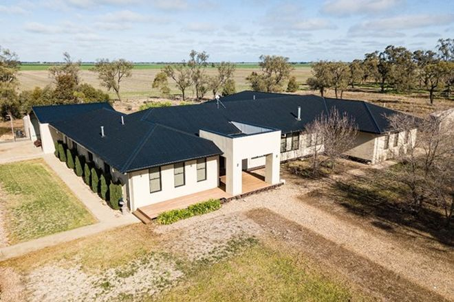 Picture of 651 Woods Road, Boolite via, MINYIP VIC 3392