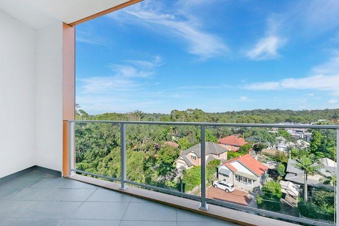 Picture of 509/71 Ridge St, GORDON NSW 2072