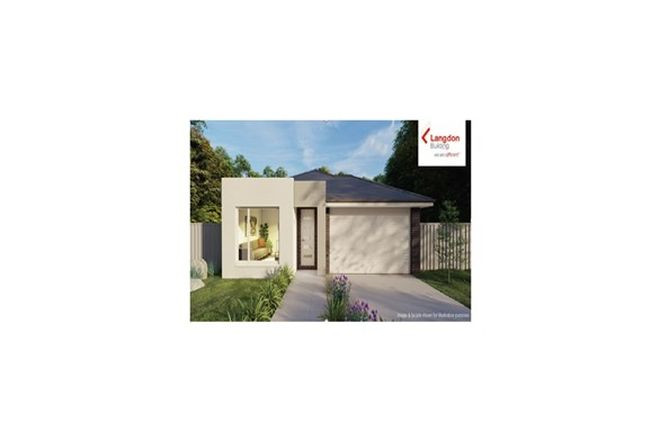 Picture of Lot 3538 Daffodil Crescent, DIGGERS REST VIC 3427