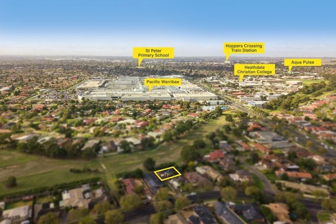 Picture of 2/8 Westmill Drive, HOPPERS CROSSING VIC 3029