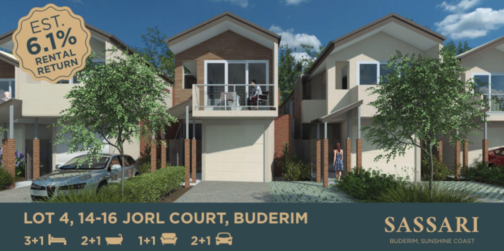 LOT 4/14-16 Jorl Court, Buderim QLD 4556, Image 0