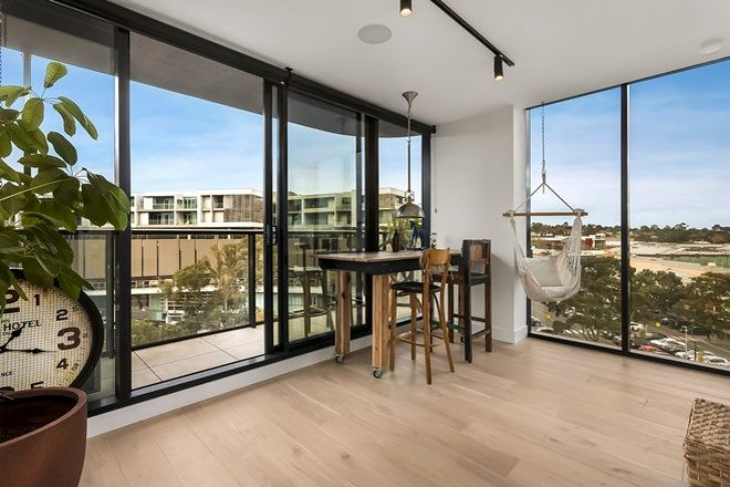 Picture of 608/1 Porter Street, HAWTHORN EAST VIC 3123