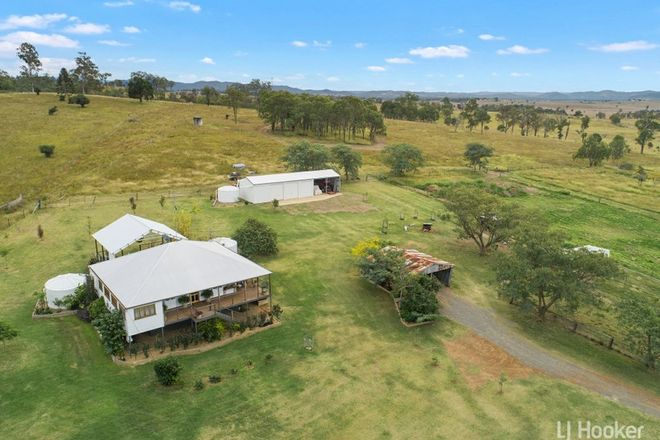 Picture of 343 Linkes Lane, MOUNT BEPPO QLD 4313