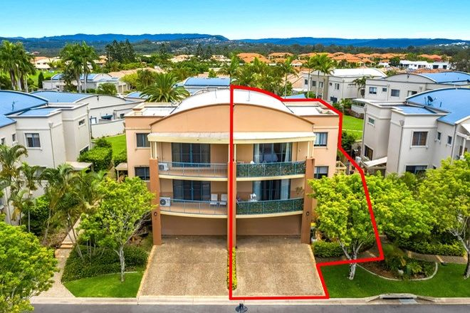 Picture of 6/117 Palm Meadows Drive, CARRARA QLD 4211