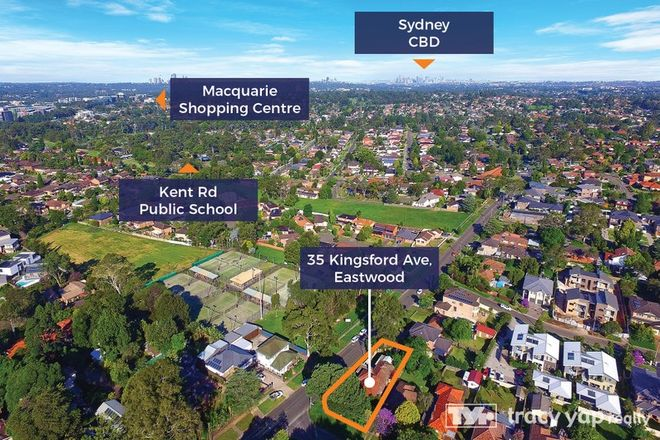 Picture of 35 Kingsford Avenue, EASTWOOD NSW 2122