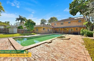 Picture of 43 Yarrara Road, West Pymble NSW 2073