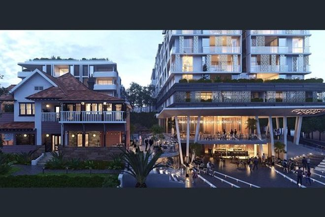 Picture of A301/60-62 Hercules Street, CHATSWOOD NSW 2067