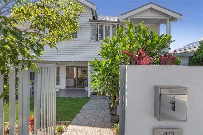 Picture of 43 Campbell Terrace, WAVELL HEIGHTS QLD 4012