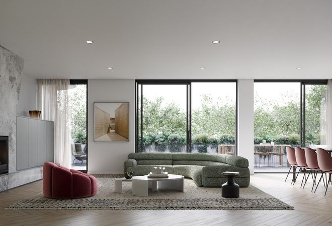 Picture of Penthouse/523 Orrong Road, Armadale