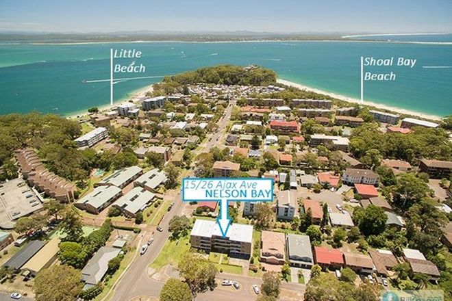 Picture of 15/26 Ajax Avenue, NELSON BAY NSW 2315