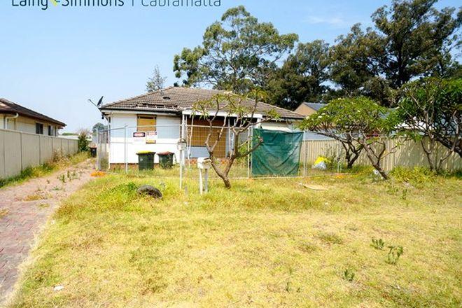 Picture of 18 Van Dieman Crescent, FAIRFIELD WEST NSW 2165