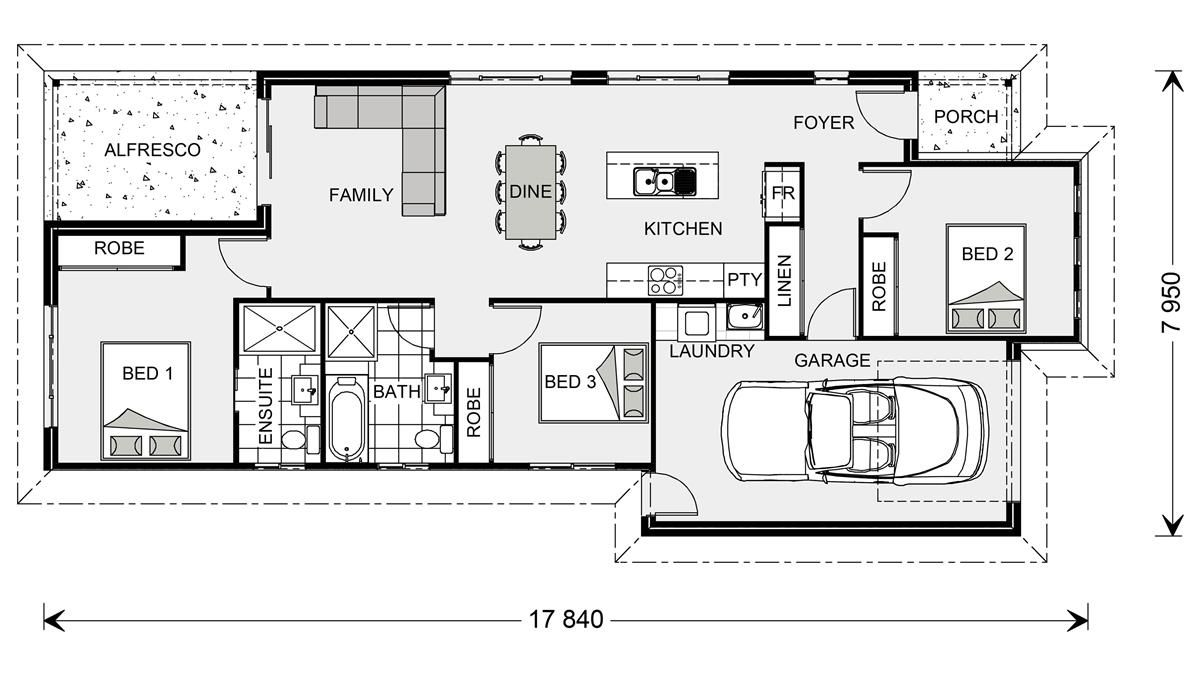Lot 43 Vista Place, Elliot Springs, Julago QLD 4816, Image 1