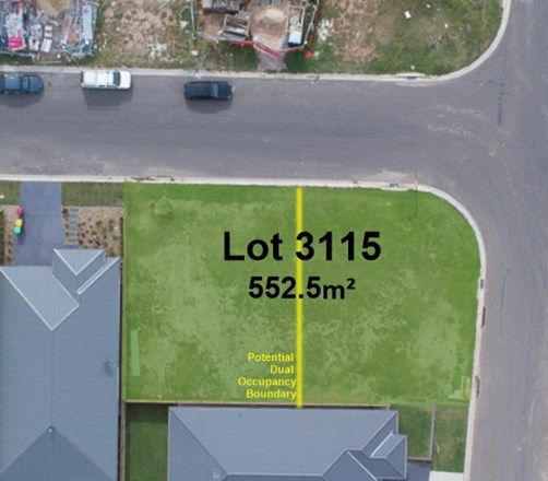 Lot 3115 Pridham Ave, Box Hill NSW 2765, Image 0