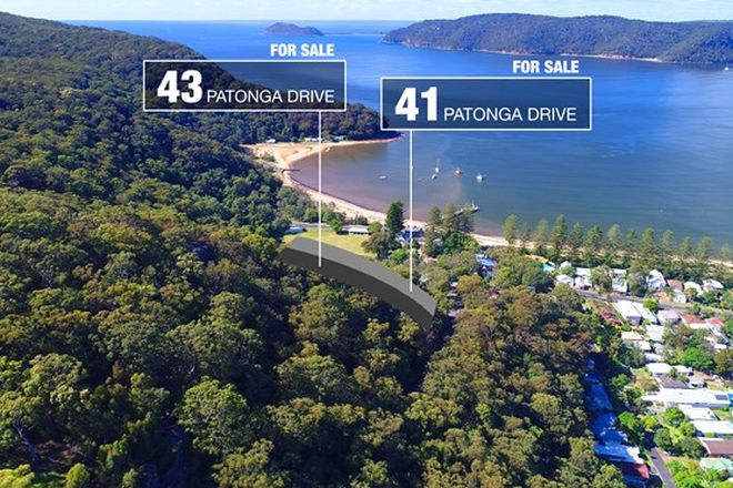 Picture of 41 & 43 Patonga Drive, PATONGA NSW 2256