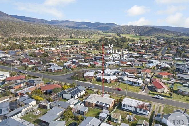 Picture of 18 Phillips Avenue, NEW NORFOLK TAS 7140