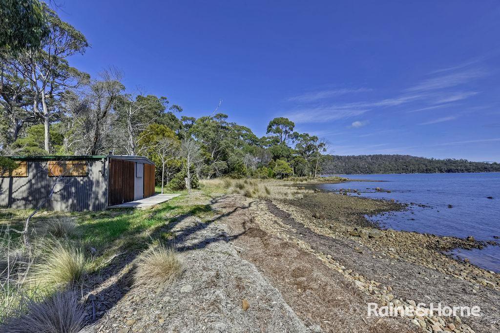 Boatshed Arthur Highway, Taranna TAS 7180, Image 1
