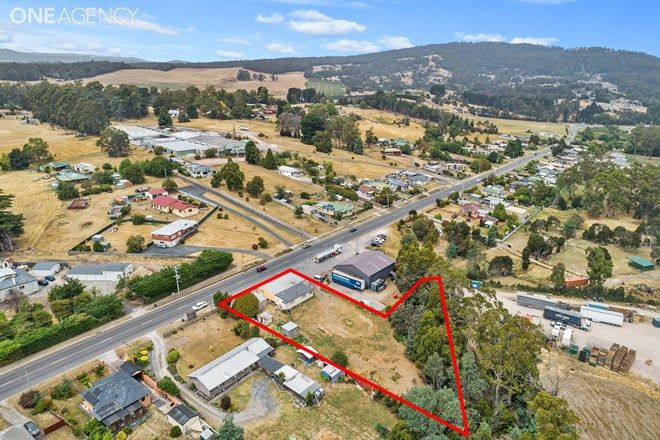 Picture of 172 Sheffield Road, SPREYTON TAS 7310
