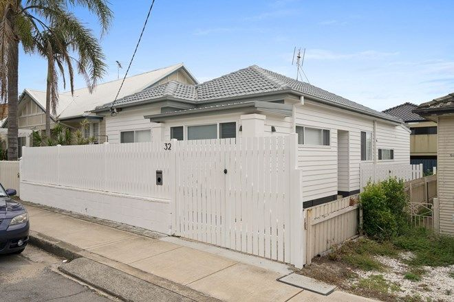 Picture of 32 Buchanan Street, MEREWETHER NSW 2291