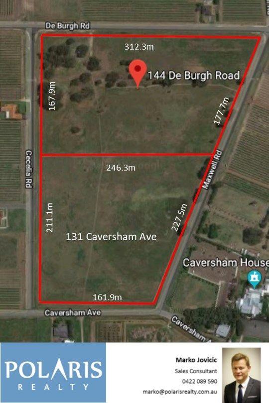 131 Caversham Ave & 144 De Burgh Rd, Caversham WA 6055, Image 1