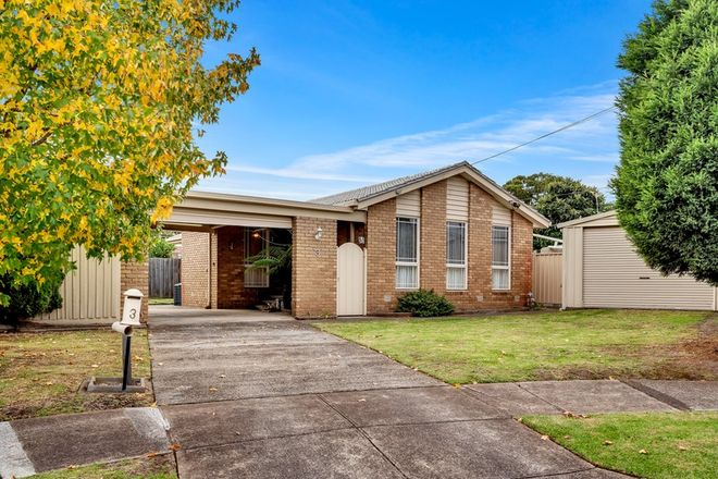 Picture of 3 Beech Court, CAMPBELLFIELD VIC 3061