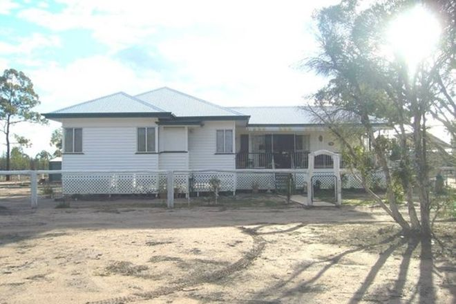 Picture of 253 Harwoods Road, GORANBA QLD 4421