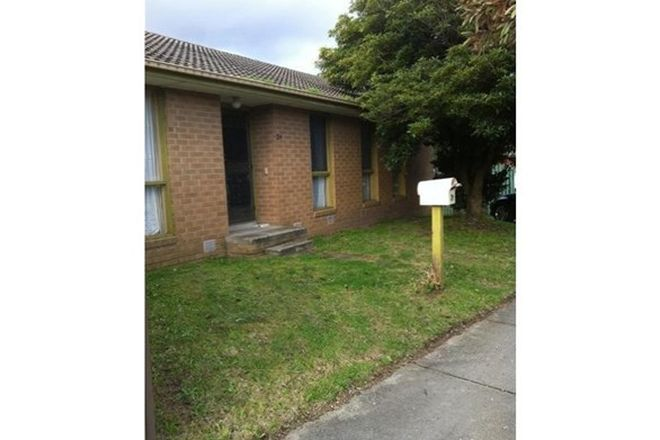 Picture of 24 Wren Drive, NOBLE PARK NORTH VIC 3174
