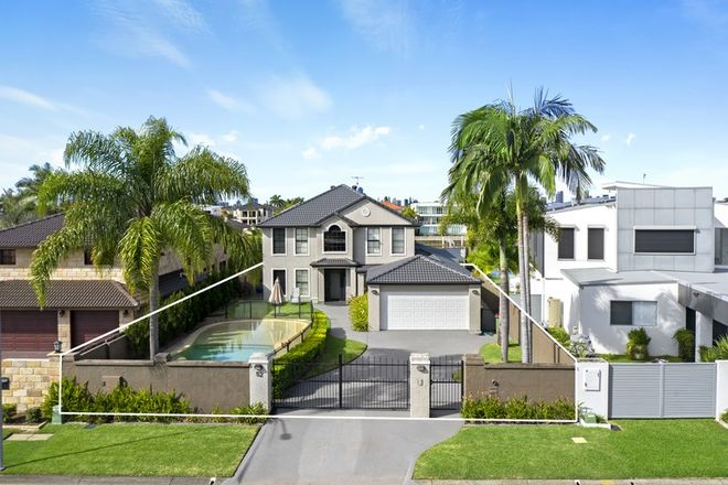 Picture of 52 Fitzwilliam Street, CARRARA QLD 4211