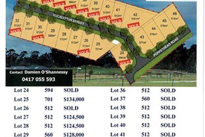 Picture of Golden Grove Estate Lots 24 - 46 Harveys Lane, JACKASS FLAT VIC 3556