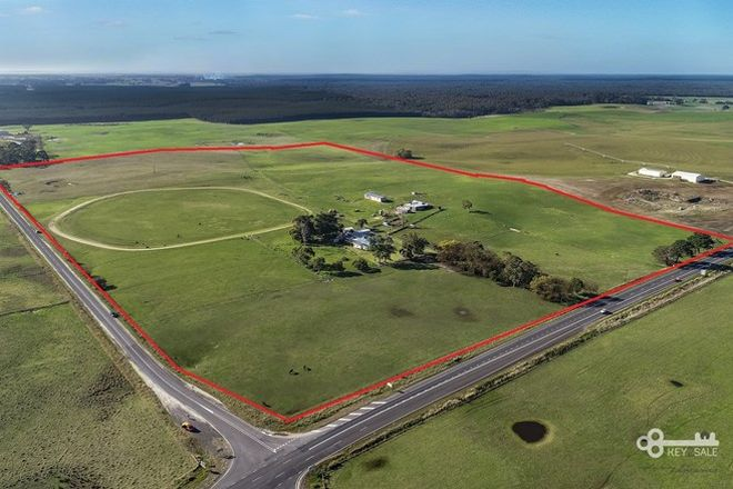 Picture of 32937 Princes Highway, BURRUNGULE SA 5291
