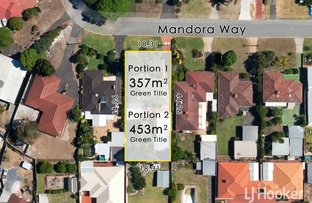 Picture of Portion 1 & 2/31 Mandora Way, Riverton WA 6148