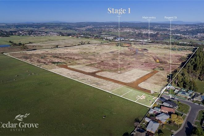 Picture of Lot 27/Stage 1 Cedar Grove Estate, ST LEONARDS TAS 7250