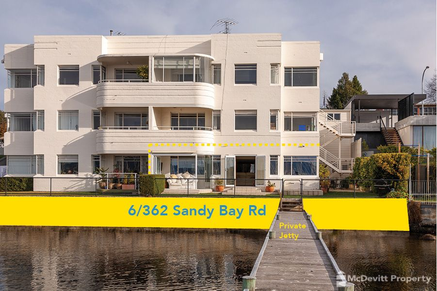 6/362 Sandy Bay Rd, Sandy Bay TAS 7005, Image 0