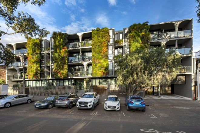 Picture of 215/89 Roden Street, WEST MELBOURNE VIC 3003