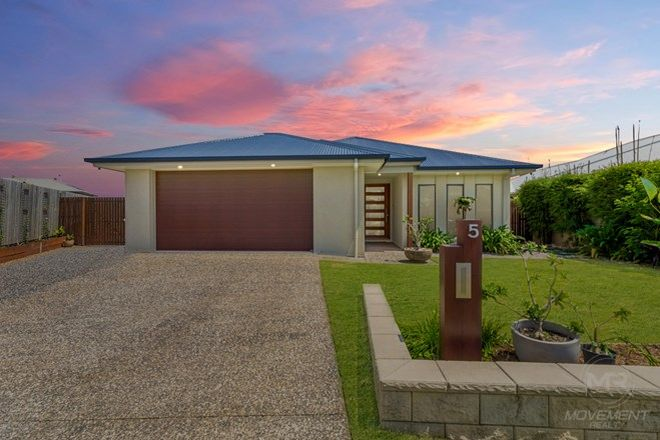 Picture of 5 Jeffreys Street, CABOOLTURE SOUTH QLD 4510
