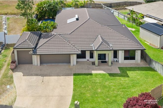Picture of 10 Constantia Crescent, FRENCHVILLE QLD 4701