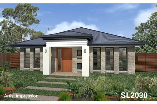 Picture of Lot 587 Leahy Road, KLEINTON QLD 4352