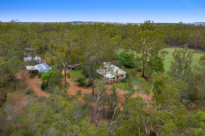 Picture of 511 Reushle Road, KLEINTON QLD 4352