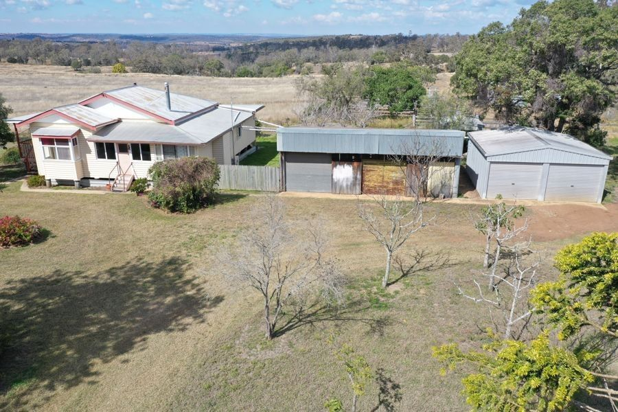 108 Thuns Road, Goombungee QLD 4354, Image 0
