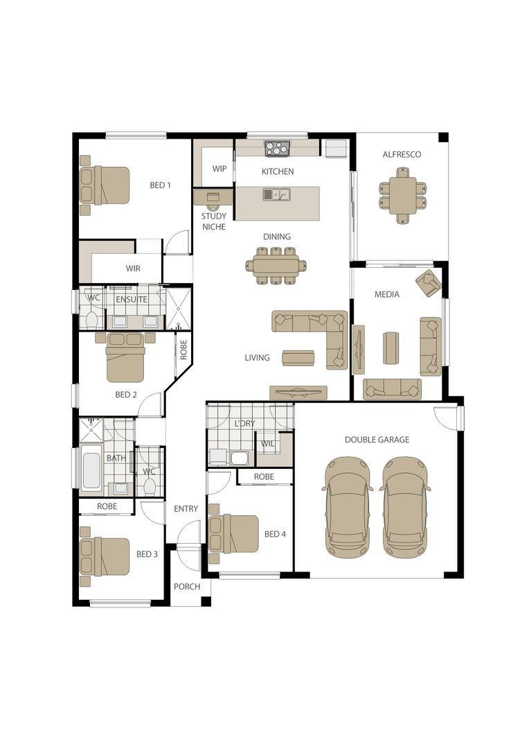 Lot 1124 Tangerine Street, Gillieston Heights NSW 2321, Image 1