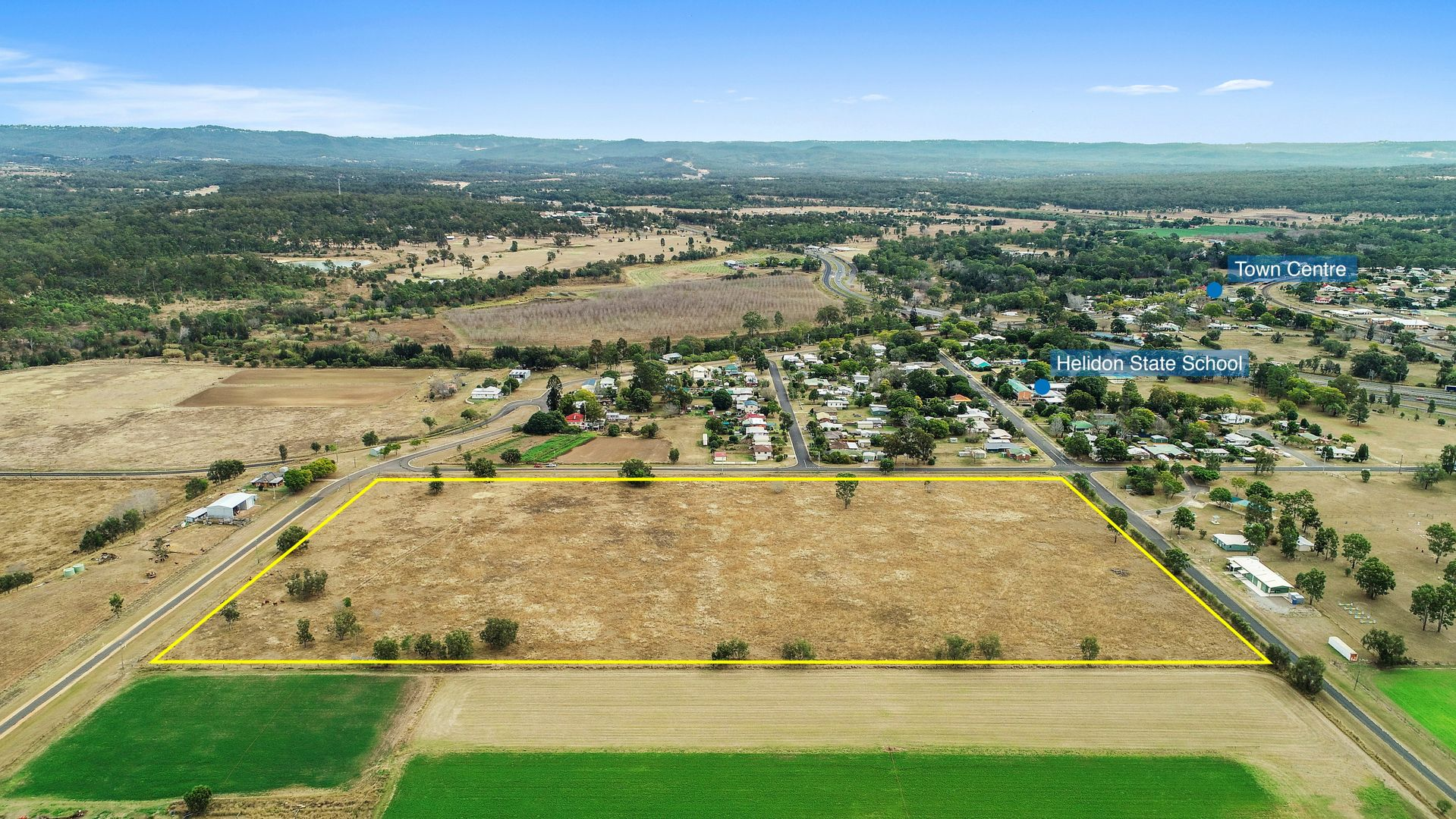 Lot 20 Lockyer Creek Road, Helidon QLD 4344, Image 2