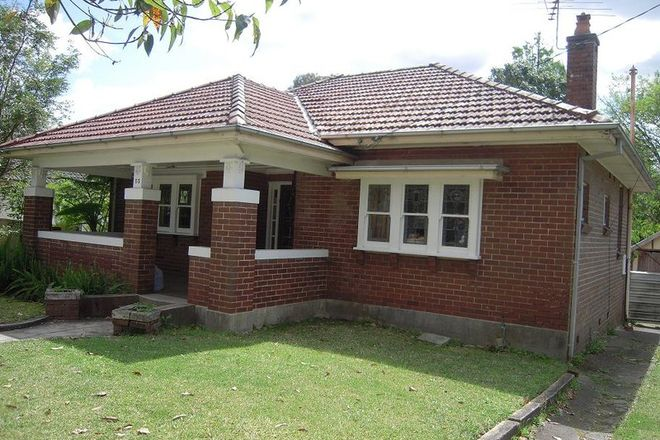Picture of 55 Edgeworth David Avenue, HORNSBY NSW 2077