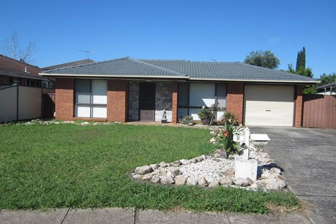 Picture of 6 Chavin Place, GREENFIELD PARK NSW 2176