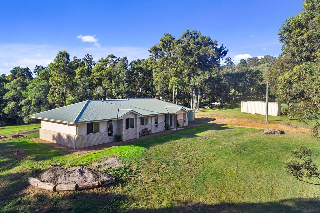 45 Old Mill Road, Carters Ridge QLD 4563, Image 1