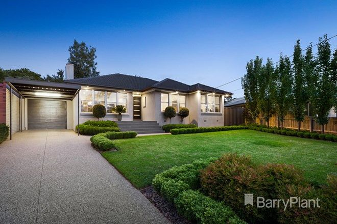 Picture of 3 Ida Court, DONVALE VIC 3111